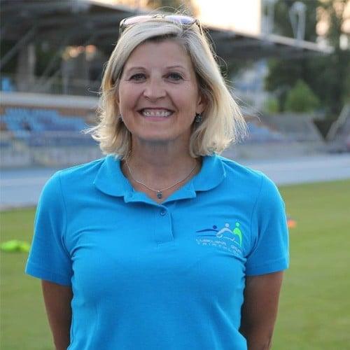 trener biegania Barbara Pudło